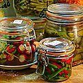 Comment fermenter les pickles de légumes entiers ou en morceaux - Ni cru ni cuit