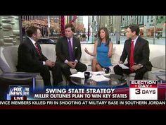 JASON MILLER FULL INTERVIEW ON FOX & FRIENDS - VIDEO - FOX NEWS (11-5-2016)