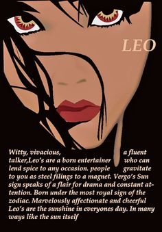 leo signs | Leo Horoscope Sign - Info, Meanings and Pictures of Leo Horoscope ...