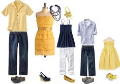 Family Photo What to Wear |