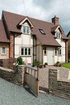 Border Oak Halfpenny Cottage design