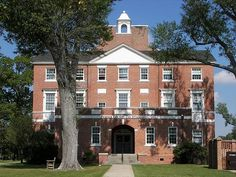 The Pender County Courthouse located in Burgaw.