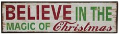 CWI Gifts Believe in Magic Sign 12Inch -- For more information, visit image link.