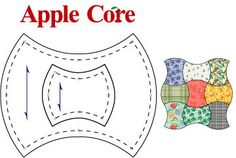 One-derful One Patch Apple Core