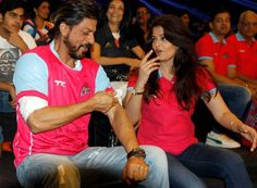Aish and SRK