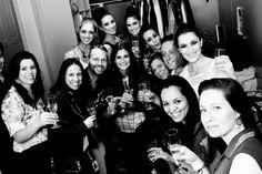 #backstage #comemoração #sucesso #coquetel #inverno2014 #glamour #urbano