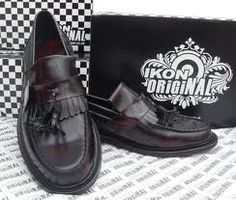Northern Soul shoes - just like Tom Kings!