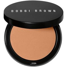 Bobbi Brown Illuminating Bronzing Powder ($42) ❤ liked on Polyvore featuring beauty products, makeup, cheek makeup, cheek bronzer, bali brown and bobbi brown cosmetics