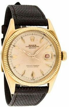 36mm Rolex Datejust 18k Gold Rolex Datejust, Omega Watch, Chronograph, 18k Gold, Couture, Accessories