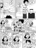 D. Roger High - A One Piece Doujinshi .:Page 8:. by D-RogerHigh