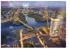 Moscow City Agglomeration - Competition - e-