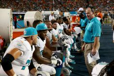 Miami Dolphins fire OL coach, head trainer following ugly Wells Report findings