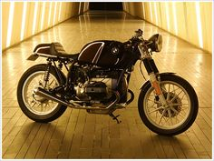 "1984 BMW R65 Café Racer - ""The Wasp"""