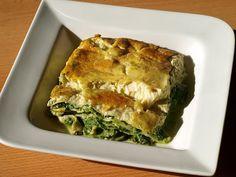 mia.s everyday stories: Spinat-Lasagne mit Gorgonzola
