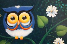 By Hatice Okan for owl lovers