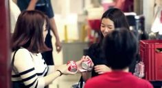 Sharing Happiness Coca Cola