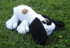 Pound Puppy! Crochet pattern | now this really makes me want to learn to crochet. i would make these for everyone!!!