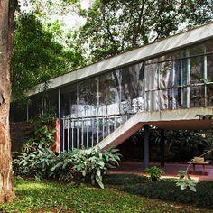 Casa Vilanova Artigas | 25 lugares maravilhosos de São Paulo que você não sabia que existiam