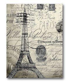 Take a look at this Black & White Vintage Paris Wall Art Images Vintage, Vintage Pictures, Paris Pictures, Thema Paris, Watercolor Card, Etiquette Vintage, Paris Wall Art, Paris Decor, Tour Eiffel