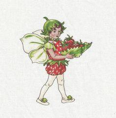 coupon tissu lin, image, patchwork romantique, rouge, vert, env. 15x15 cm