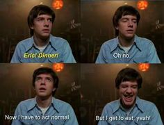 munchies worth acting normal for...I miss that show