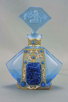 Art Deco ~ perfume bottle