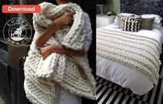 extreme crochet blanket - Google Search