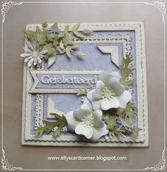 Elly's Card Corner: Congratulations