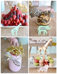 Party Food Ideas for a Safari-Themed Party