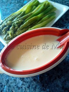Sauce hollandaise (Thermomix)