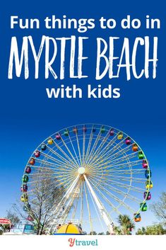 406 Best Myrtle Beach Attractions And