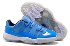 33d268f2667488 Buy Nike Air Jordan Xi 11 Retro Mens Shoes Low All Blue White Hot Big  Discount ChpPp from Reliable Nike Air Jordan Xi 11 Retro Mens Shoes Low All Blue  White ...