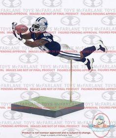 NFL Series 35 Dez Bryant Dallas Cowboys Action Figure McFarlane | Man of Action Figures