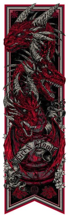 Rhys Cooper - Fire and Blood