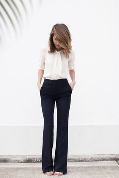 Simple And Perfect Interview Outfit Ideas (12)