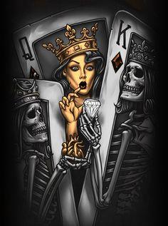 play card