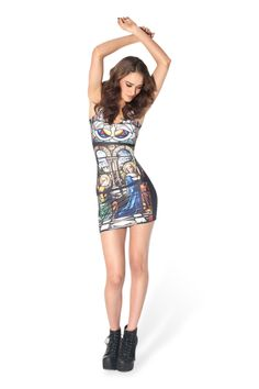 Cathedral Dress XS EC $45
