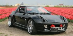 Smart Roadster (2004) - Athlon | Tour of the century