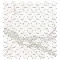 Plane Mosaic 2 x 2 Classico Calacatta Vena