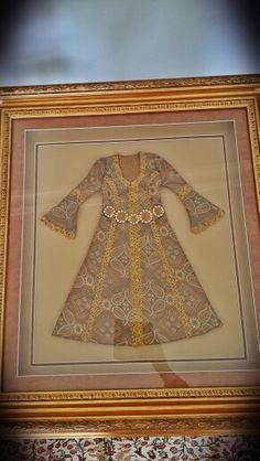 Ottoman clothes .