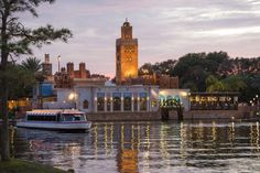 Walt Disney World has just announced a new way to take in the sights of the World Showcase in Epcot! For $149 you and nine of your closest friends and family can take a nice and relaxing boat ride around the World Showcase Lagoon and Crescent Lake. These hour long, day cruises Around the World …
