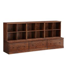 Cameron 3 Cubby & 3 Drawer Base Storage System   Pottery Barn Kids