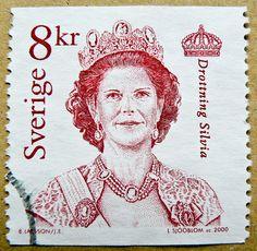 Sweden, Queen Drottning Silvia