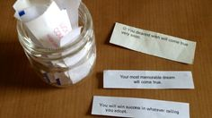 fortune cookie saying - Google Search