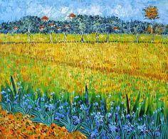 Vincent Van Gogh . myriamquerol