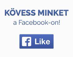 Kövessen minket Facebook oldalunkon! Facebook