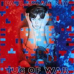 Tug of War [LP] - Vinyl Paul Mccartney Albums, Paul Mccartney And Wings, Ringo Starr, George Harrison, John Lennon, Paul Song, Wings Albums, Wings Over America, 26 Avril
