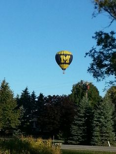 Taking Maize and Blue to new heights!