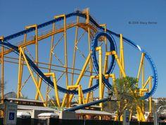 Goliath   Six Flags Fiesta Texas   USA