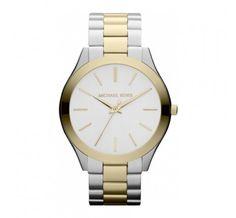 Michael Kors Daily Wear Runway Slim horloge MK3198 online kopen? Op werkdagen voor 23:00 besteld, volgende dag in huis. Gratis verzending en achteraf betalen!